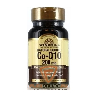 Витамины Co-Enzyme Q-10 200 mg от Windmill