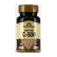 Витамины C-500 Non Acid от Windmill