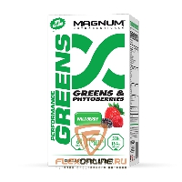 Прочие продукты Greens от Magnum