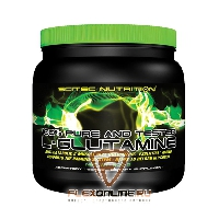 L-глютамин 100% Pure And Tested L-Glutamine от Scitec