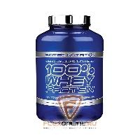 Протеин 100% Whey Protein от Scitec