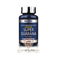 Энергетики Super Guarana от Scitec