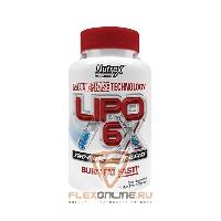 Жиросжигатели Lipo 6 X от Nutrex