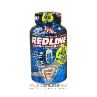 Жиросжигатели Redline Ultra Hardcore от VPX